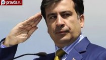 """Саакашвили: """"Украина может захватить Россию"""""""