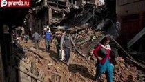 Землетрясение в Непале: 3,6 тысяч погибших