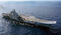 """""""Адмирал Кузнецов"""" в Испании: коррида для НАТО"""