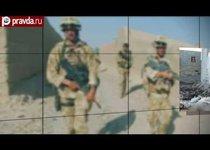 Армия США сжигает тела боевиков