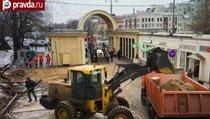 Ночь сноса павильонов: зачем Москва избавляется от ларьков