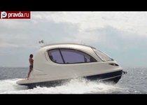 Самая маленькая яхта в мире