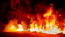 Огонь Фергюсона опалил США