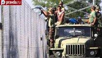 """Великая Европейская стена"" спасет ЕС от беженцев?"