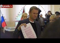 """""""Второй тур стал бы для Навального самоубийством"""""""