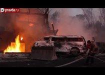 Взрыв цистерны чуть не уничтожил часть Мехико
