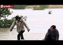 Сильнейшее наводнение в Колорадо