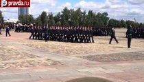 Московская полиция получила новое знамя