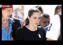 Анджелина Джоли удалила грудь