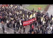 Русский марш-2012. Без комментариев
