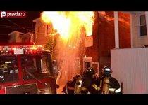 Крупный пожар в США: 6 погибших