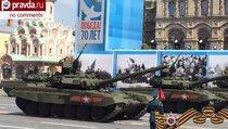 Парад Победы в Москве-2015. Без комментариев
