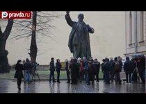 Ленин снова в Петербурге