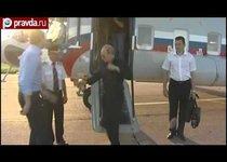Путин взлетит над Москвой