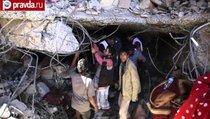 Саудовская Аравия атакует Йемен запрещенными боеприпасами
