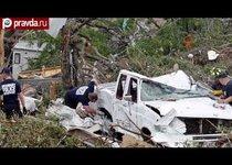 Торнадо атаковали США