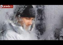 Аномальные морозы сковали Россию