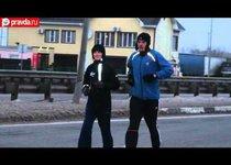 Ультрамарафон Москва-Сочи: за 300 километров до цели