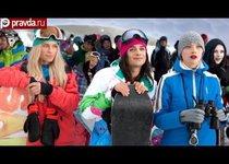 """""""В спорте только девушки"""": быстрее, выше, красивее!"""