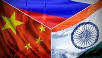 Индия и Китай спасут Россию от санкций?