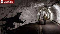 США спрятали армию в пещерах Норвегии