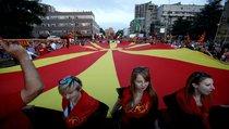 Революция в Македонии приведёт к войне?