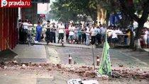 Китай накрыла волна взрывов