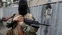 Кто помогает оружием Юго-Востоку Украины?