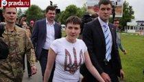 """Савченко рассказала о конце """"российско-украинской войны"""""""