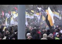 Протест на Болотной площади. Без коментариев