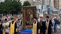 Кто пытается сорвать Крестный ход за мир на Украине?