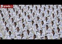 Южная Корея поиграла мускулами