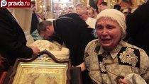 В Киеве прощаются с митрополитом Владимиром