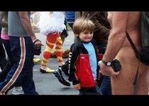 Гей-парад с детьми. Это не насилие?