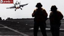 """Авианосцы США и Франции """"успокаивают"""" Ближний Восток"""