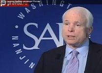 За что сенатор Маккейн ненавидит Россию