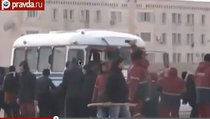 Беспорядки в Казахстане переросли в погромы