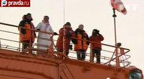 Катастрофа в Охотском море