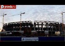 """Стадион """"Зенита"""": стройка века"""