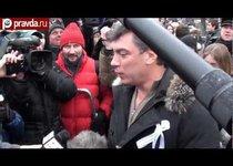 О чем Немцов любит говорить по телефону