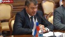 Анатолий Сердюков: новый герой России