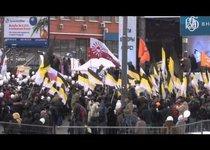 Митинг на проспекте Сахарова. Репортаж