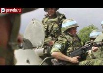 """""""Голубые каски"""" ООН: 65 лет войны и мира"""