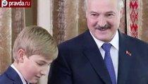 """Александр Лукашенко: выборы на """"пятёрку"""""""