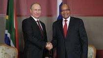 Россия не даст превратить ЮАР в изгоя?