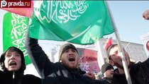 """Митинг в Грозном: мусульмане отказываются """"быть Шарли"""""""