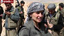 Турция запретила России и США поддерживать курдов