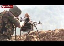 """""""Сирийские мальчишки добивают боевиков"""""""