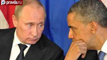 """""""Вежливый Путин"""": Обама рассказал о президенте России"""