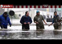Европа переживает потоп